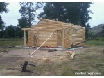 Why Log Cabin Kits Are Not Prefab