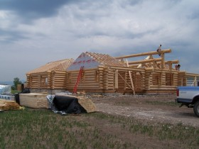 Day Three Log Shell Assembly