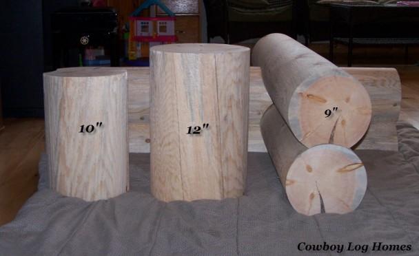 Milled Log Sample Sizes