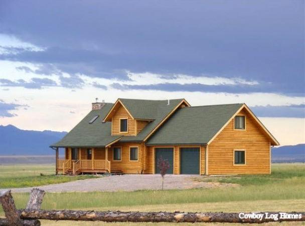 Log Homes in Montana