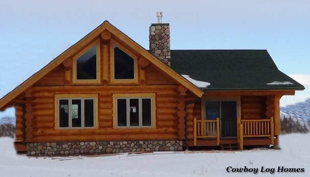 Handcrafted Log Homes in Montana