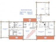 Rocky Mountain Plan 4,846 Sq. Ft.