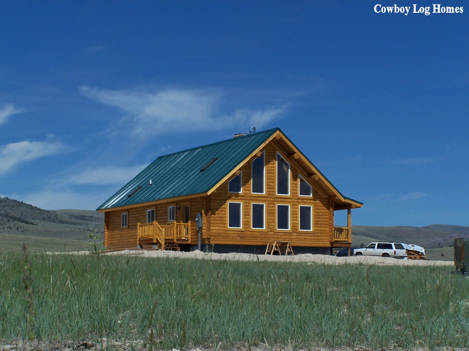 Why our small log cabin kits work great for hunting cabins for Chalet cabin kits